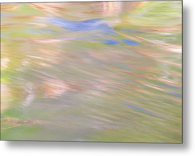 Merced River Reflections 20 Metal Print