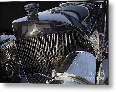 Mercedes 37-05 Torpedo 1913 Metal Print