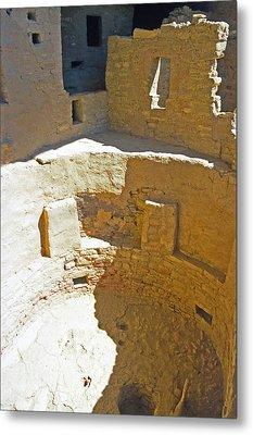 Mesa Verde 17 Metal Print by Steve Ohlsen