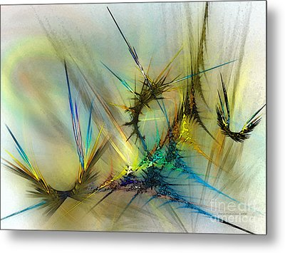 Metamorphosis Metal Print by Karin Kuhlmann