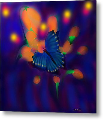 Metamorphosis Metal Print by Latha Gokuldas Panicker
