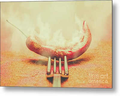 Mexican Restaurant Artwork Metal Print by Jorgo Photography - Wall Art Gallery