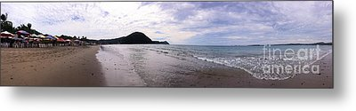 Metal Print featuring the photograph Mexico Memories 7 by Victor K