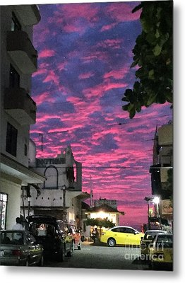 Metal Print featuring the photograph Mexico Memories 1 by Victor K