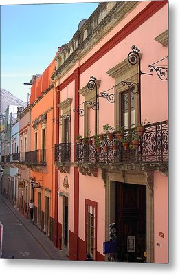 Metal Print featuring the photograph Mexico by Mary-Lee Sanders