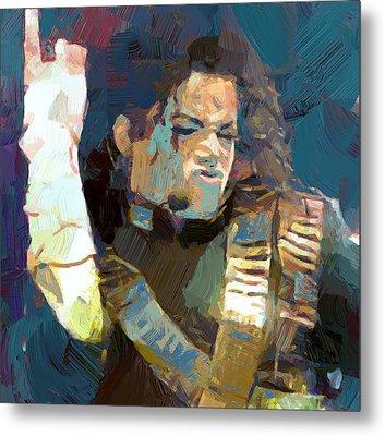Michael Jackson 01 Metal Print