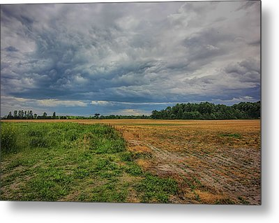 Midwest Weather Metal Print