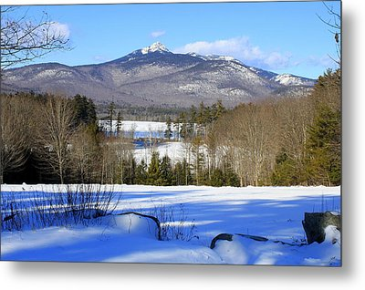 Mighty Mt. Chocorua 2013 Metal Print