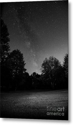 Metal Print featuring the photograph Milky Way by Brian Jones