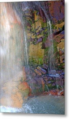 Mill Creek Falls 1 Metal Print