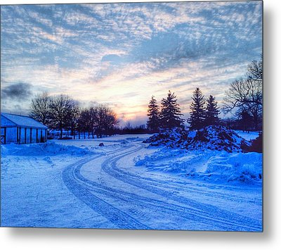 Millers Crossing Metal Print by 2141 Photography