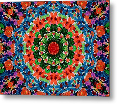 Miracles Metal Print by Natalie Holland