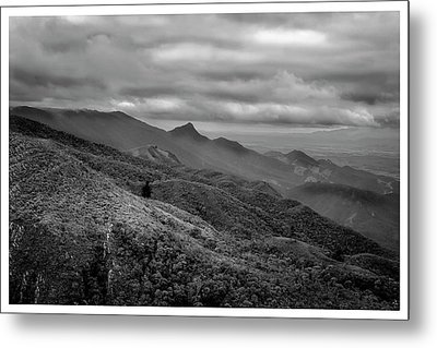 Mirante-pico Do Itapeva-campos Do Jordao-sp Metal Print