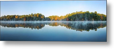 Mirror Lake Metal Print by Scott Norris