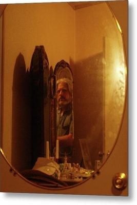 Mirror Mirror Metal Print by James Granberry