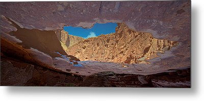 Mirror Pool Metal Print by Britt Runyon