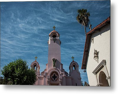 Mission San Rafael Arcangel Metal Print by Richard White
