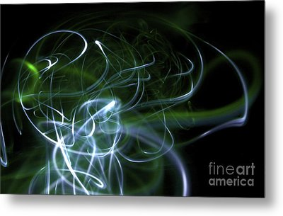 Metal Print featuring the photograph Mist by Xn Tyler