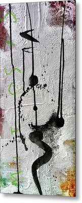 Mitosis Metal Print by Mark M  Mellon