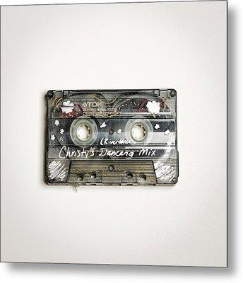 Mix Tape 7 Metal Print by Nathan Larson