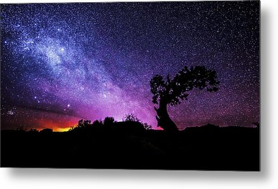 Moab Skies Metal Print by Chad Dutson