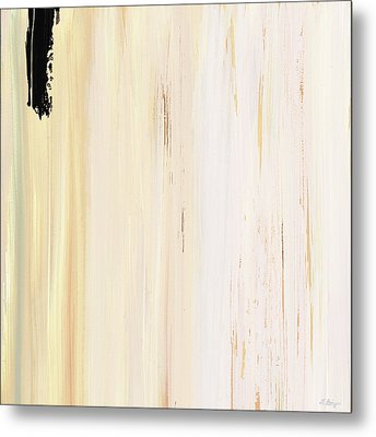 Metal Print featuring the painting Modern Art - The Power Of One Panel 3 - Sharon Cummings by Sharon Cummings