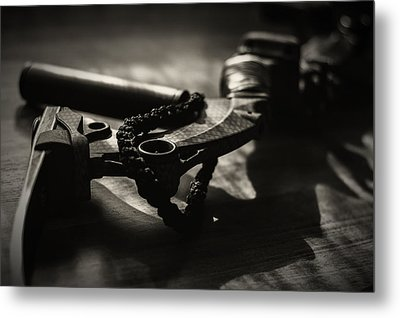 Metal Print featuring the photograph Modern Traditional by Tim Nichols