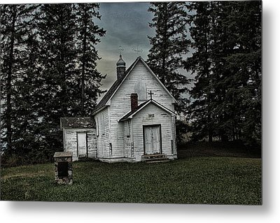 Metal Print featuring the photograph Mohilla Church by Ryan Crouse