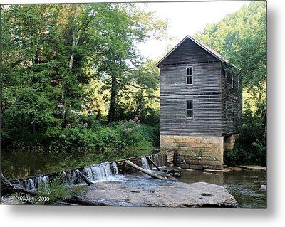 Mollohan Mill 2 Metal Print