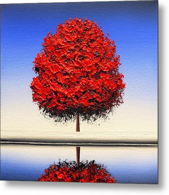 Moments Of Clarity Metal Print