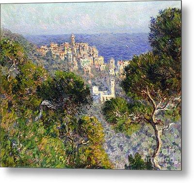 Monet: Bordighera, 1884 Metal Print by Granger
