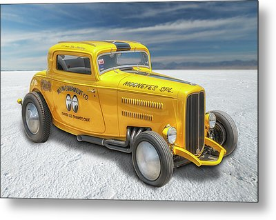 Moneyes Special 32 Ford Coupe Metal Print