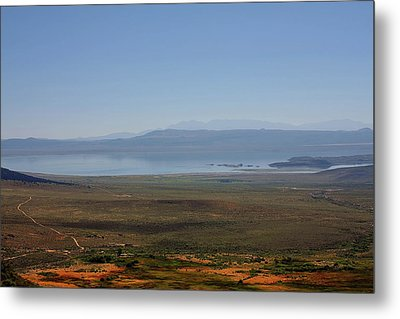 Mono Basin Landscape - California Metal Print by Christine Till