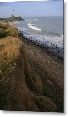 Montauk Surf And Turf Metal Print