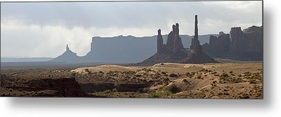 Monument Valley Metal Print by Mike Irwin