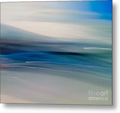 Moodscape 9 Metal Print by Sean Griffin