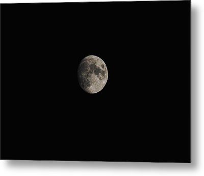 Moon Glow Metal Print by Eric Liller