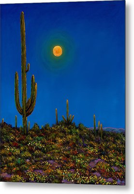 Moonlight Serenade Metal Print by Johnathan Harris