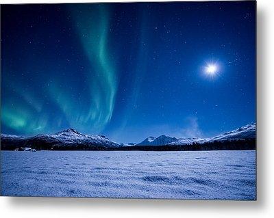 Moonlight Sonata Metal Print by Tor-Ivar Naess