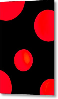 Moonlighting Metal Print by Az Jackson