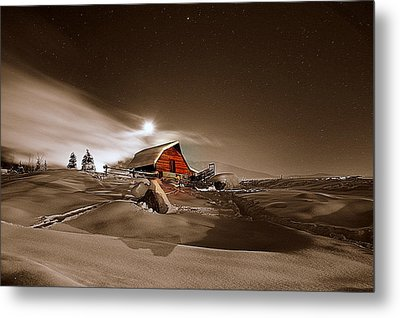 Moonlit  Metal Print by Matt Helm