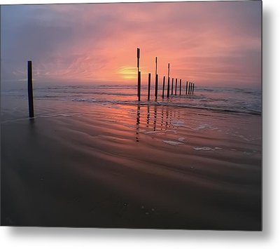 Metal Print featuring the photograph Morning Bliss by Sharon Jones