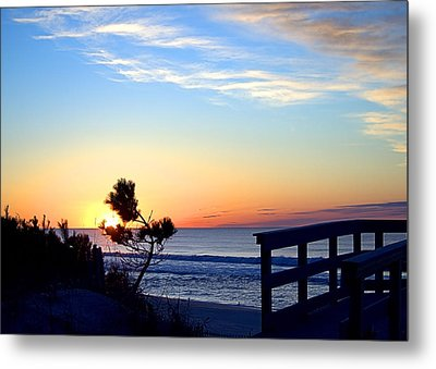 Morning I I Metal Print by  Newwwman