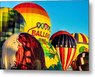 Morning Lift Off Metal Print by Tammy Espino