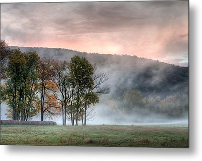 Morning Serenity Metal Print by James Barber
