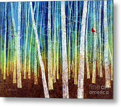 Morning Song I Metal Print