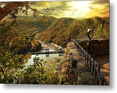 Morning Sunshine Metal Print by Lj Lambert