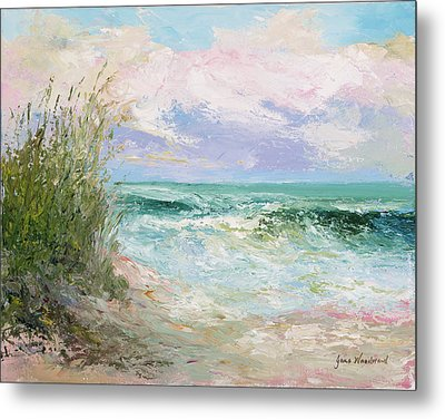 Morning Tide Metal Print by Jane Woodward
