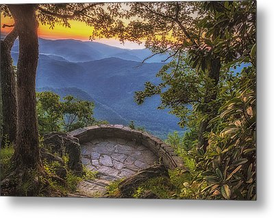 Morning View Metal Print by Andrew Soundarajan