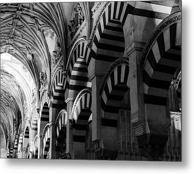 Mosque Cathedral Of Cordoba 6 Metal Print